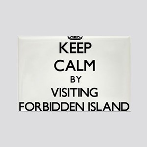 Keep calm by visiting Forbidden Island Northern Ma