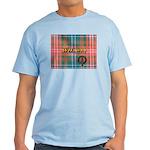 Wilson Tartan & Badge Light T-Shirt