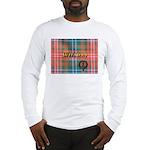 Wilson Tartan & Badge Long Sleeve T-Shirt
