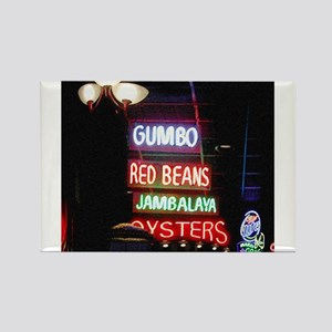 Neon Gumbo Magnets
