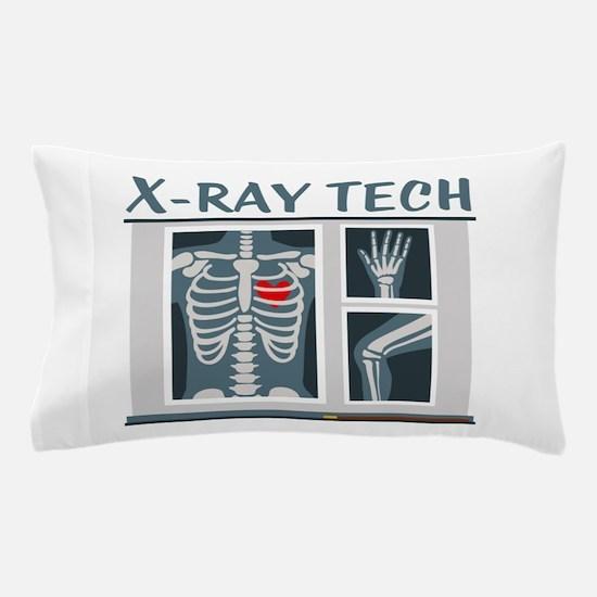 X-Ray Tech Pillow Case
