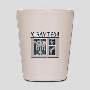 X-Ray Tech Shot Glass