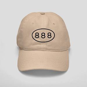 888 Oval Cap