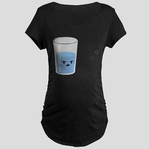 Stop Judging Me Maternity T-Shirt