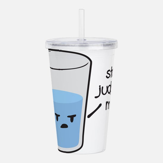 Unique Funny Acrylic Double-wall Tumbler