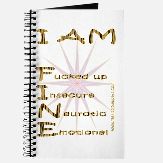 I am fine Journal
