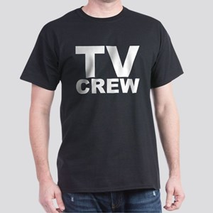 TV Crew Dark T-Shirt