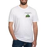 Irish Powered Fitted T-Shirt