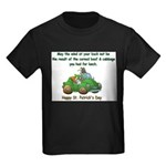 Irish Powered Kids Dark T-Shirt