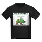 Irish Powered Kids Dark T-Shirt