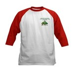 Irish Powered Kids Baseball Jersey