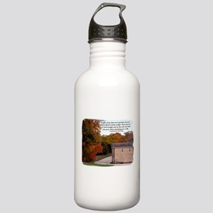 People Create Question Stainless Water Bottle 1.0L