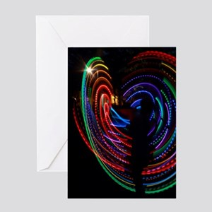 LED Hooper Greeting Card