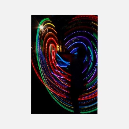 LED Hooper Rectangle Magnet