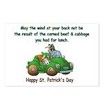 Irish Powered Postcards (Package of 8)