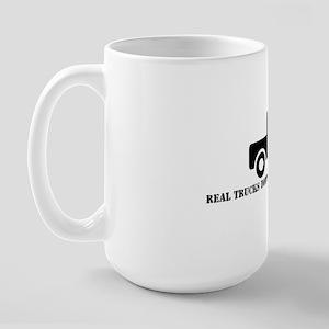 Real Trucks Large Mug