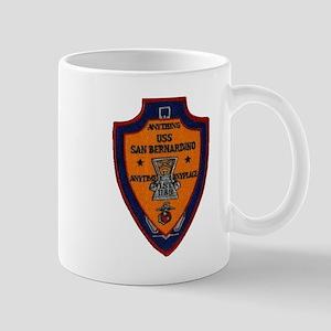 USS SAN BERNARDINO Mug