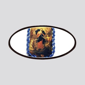 Mary Undoer of Knots Patches