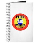 Plein Air Painter Journal