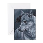 The Messenger II Greeting Cards (Pk of 20)