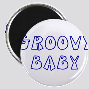 Groovy Baby Magnet