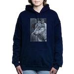 The Messenger II Women's Hooded Sweatshirt