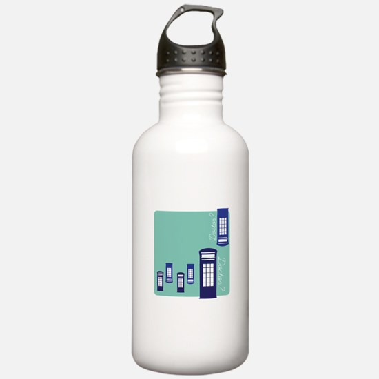 Doctor Doctor? Water Bottle