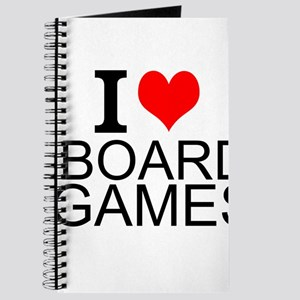 I Love Board Games Journal