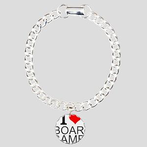 I Love Board Games Bracelet