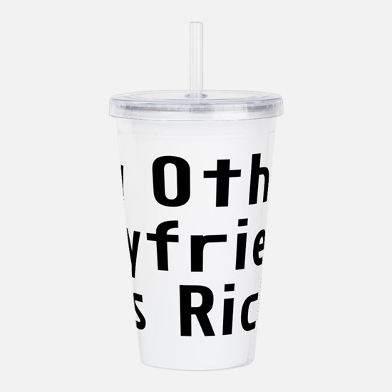 Other Boyfriend Acrylic Double-wall Tumbler