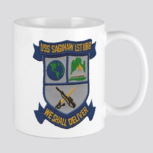 USS SAGINAW 11 oz Ceramic Mug