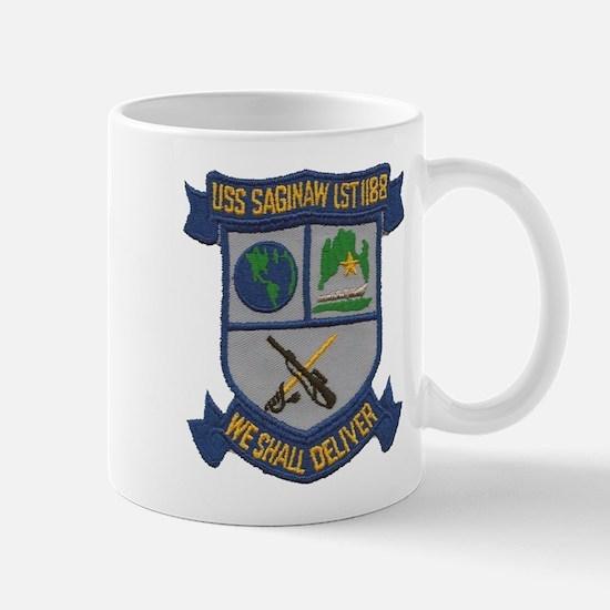 USS SAGINAW Mug