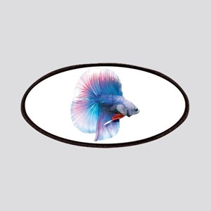 Double Tail Betta Patches