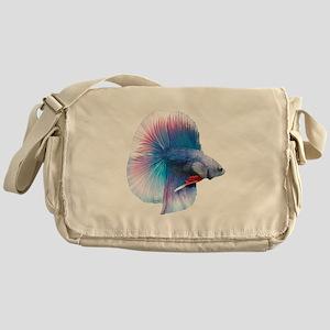 Double Tail Betta Messenger Bag