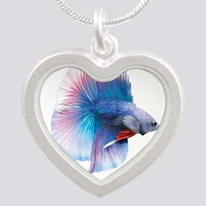 Double Tail Betta Necklaces