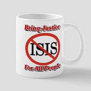 Just Say No ISIS Terrorism Mug