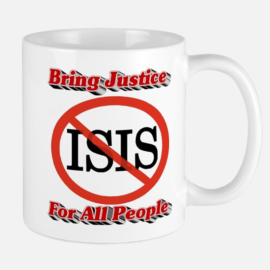 Just Say No ISIS Terrorism Mug