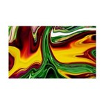 Naked Art Neptunes Surface 35x21 Wall Decal