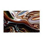 Naked Art Roots Of Steel 35x21 Wall Decal