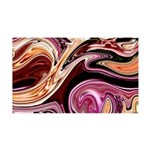 Naked Art Cranberry Rush 35x21 Wall Decal