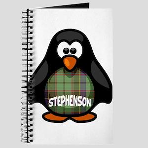Stephenson Tartan Penguin Journal