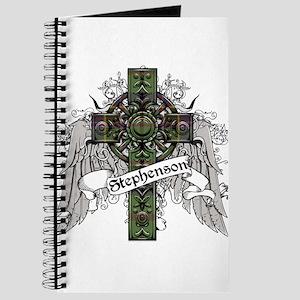 Stephenson Tartan Cross Journal