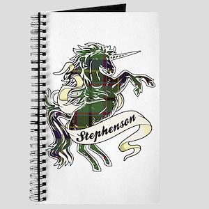 Stephenson Unicorn Journal