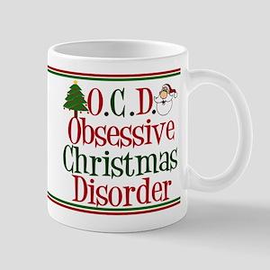 ocdchristmasmug Mugs