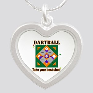 Dartball Board Necklaces