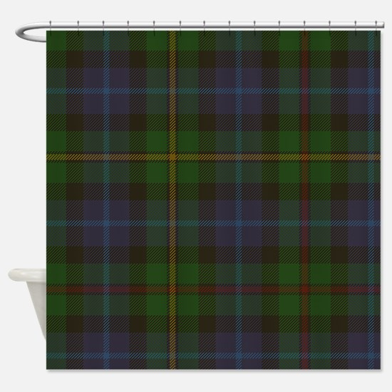 Smith Tartan Shower Curtain
