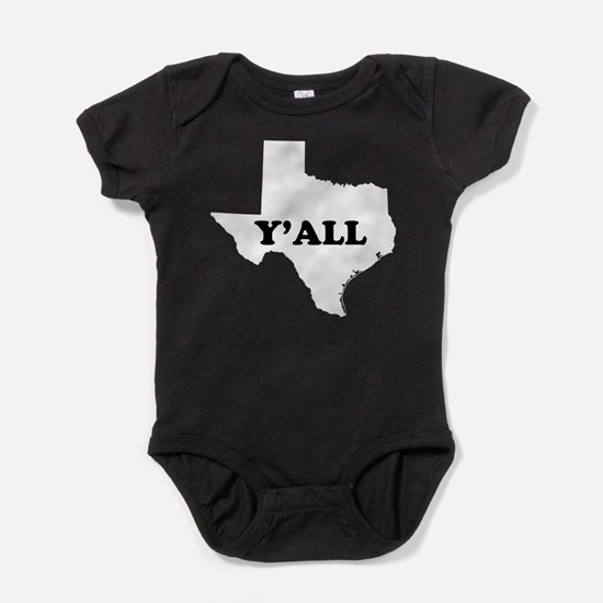 Cute Southerner Baby Bodysuit