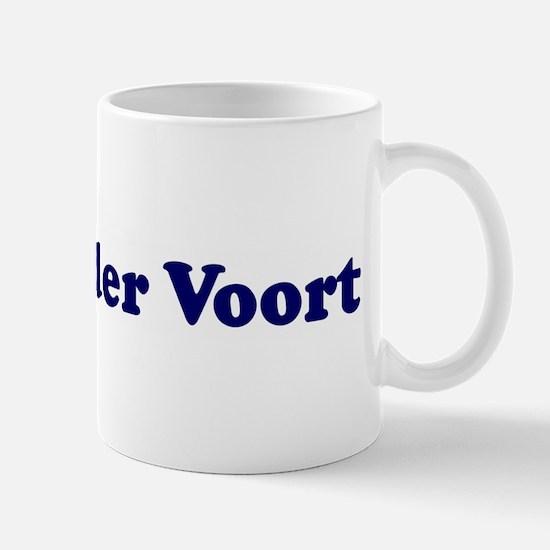 Mrs. Vander Voort Mug