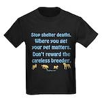 Get Your Pet Kids Dark T-Shirt