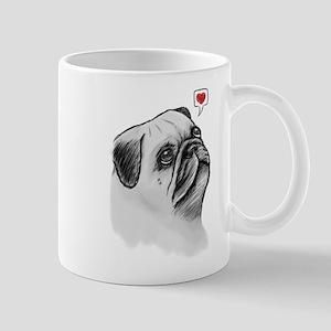 PugSketch_PC Mugs